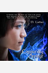 Conjuring Zephyr Audible Audiobook