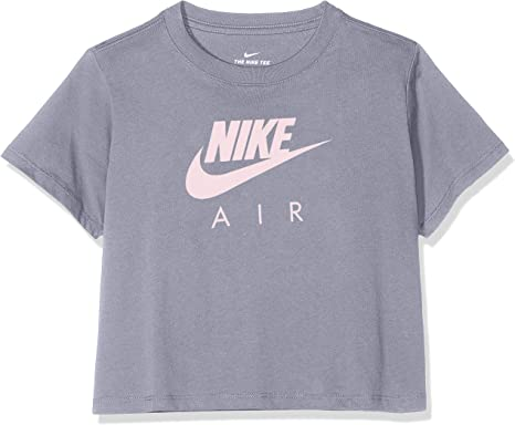 nike tee shirt fille