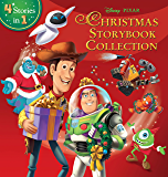 Disney*Pixar Christmas Storybook Collection: 4 Stories in 1 (English Edition)