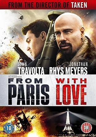 ผลการค้นหารูปภาพสำหรับ from paris with love
