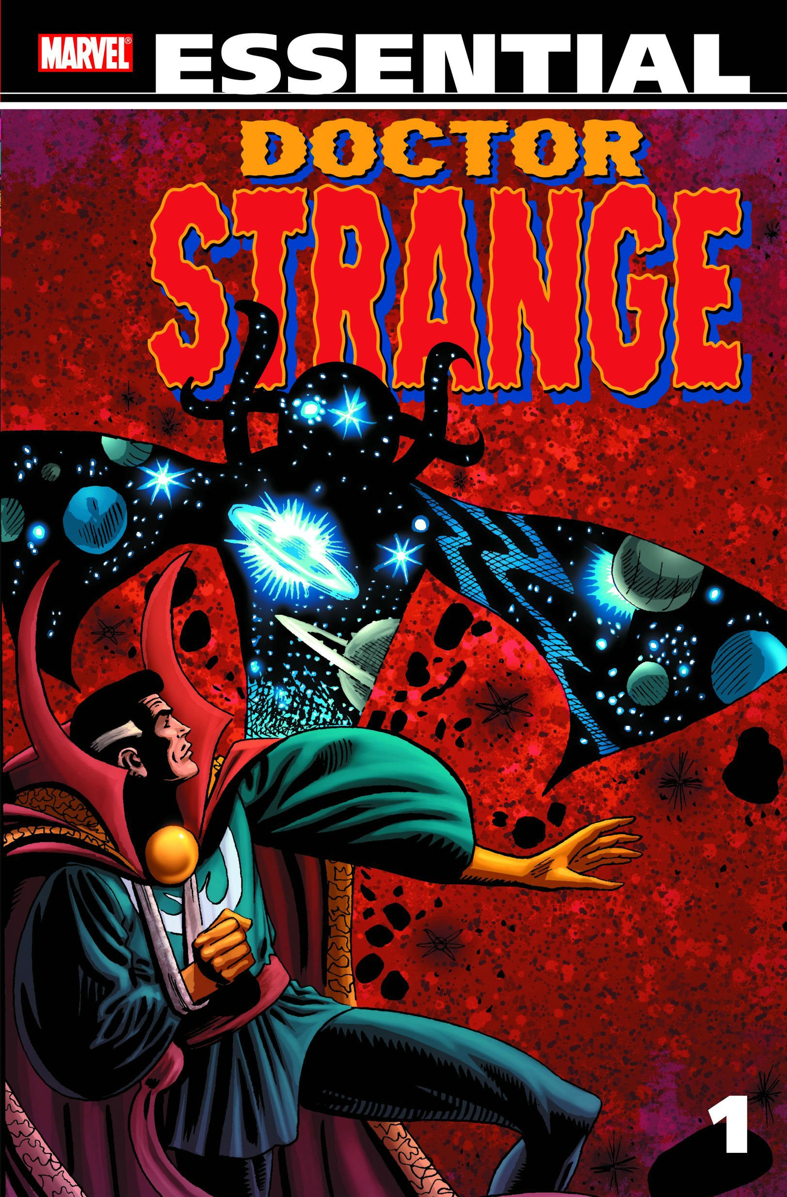 Read Online Essential Doctor Strange, Vol. 1 (Marvel Essentials) pdf epub