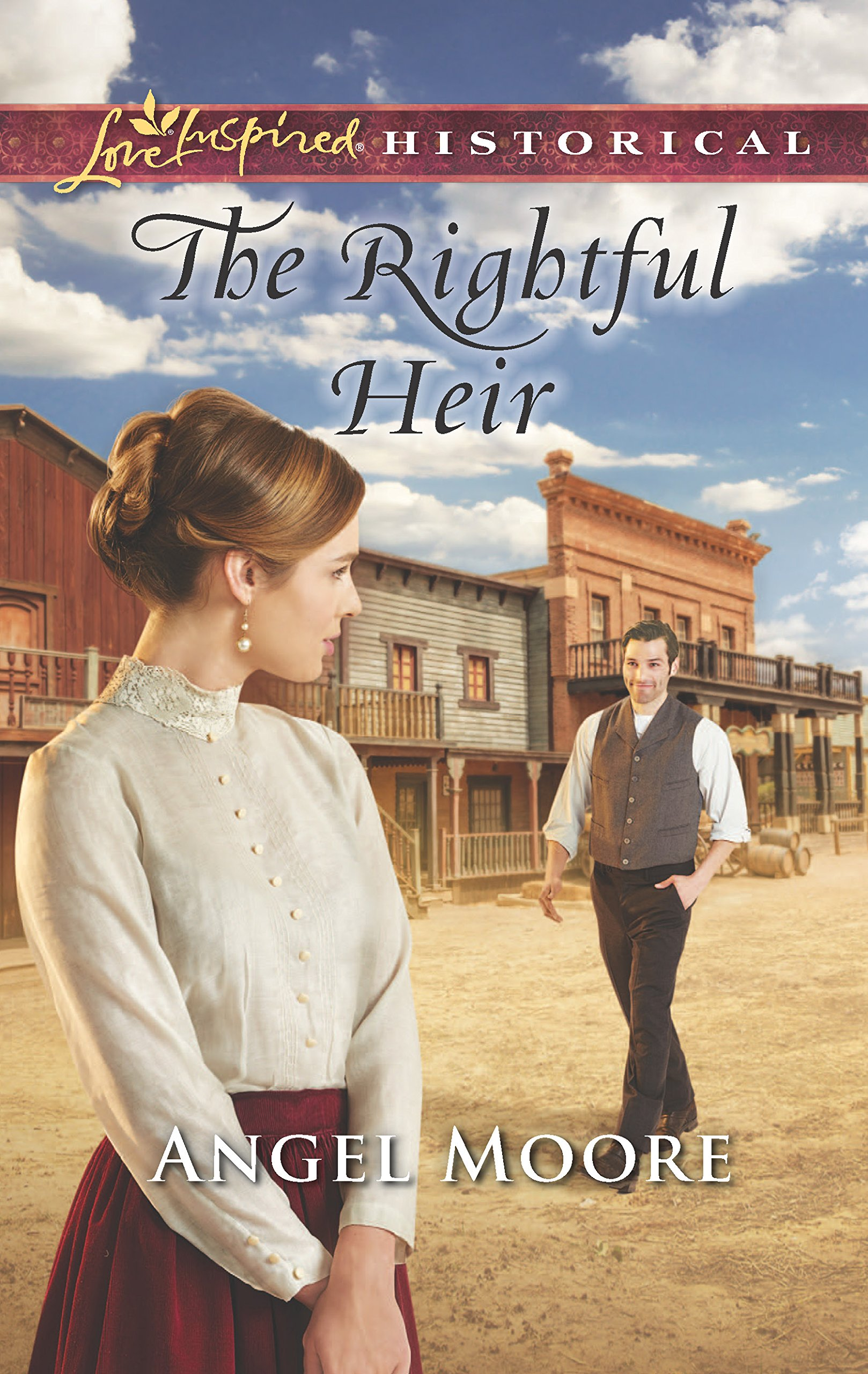 Download The Rightful Heir (Love Inspired Historical) pdf epub