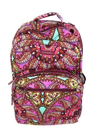 ee2f3621fb Amazon.com  Vera Bradley Lighten Up Essential Large Backpack Resort  Medallion  Computers   Accessories