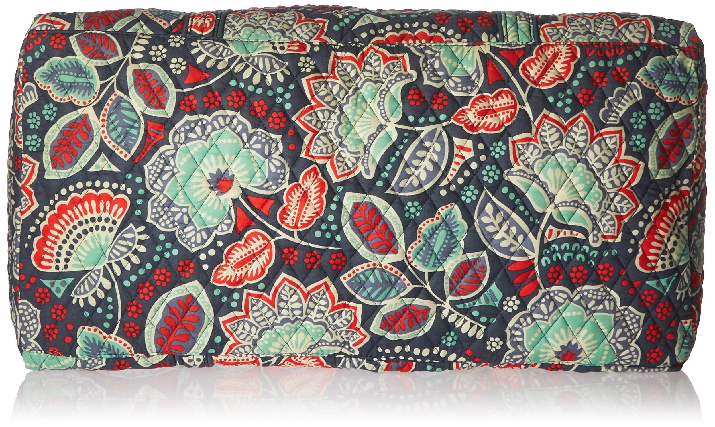 Vera Bradley Luggage Women's Large Duffel Nomadic Floral Duffel Bag by Vera Bradley (Image #4)