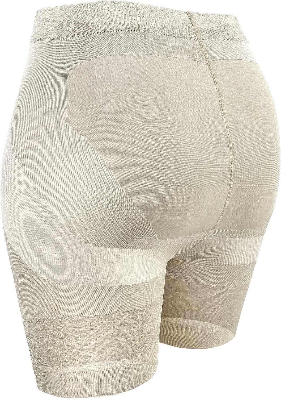 Sesto Senso Intimo Modellante Donna Pantaloncini Snellenti 1-3 Pezzi Vita Alta