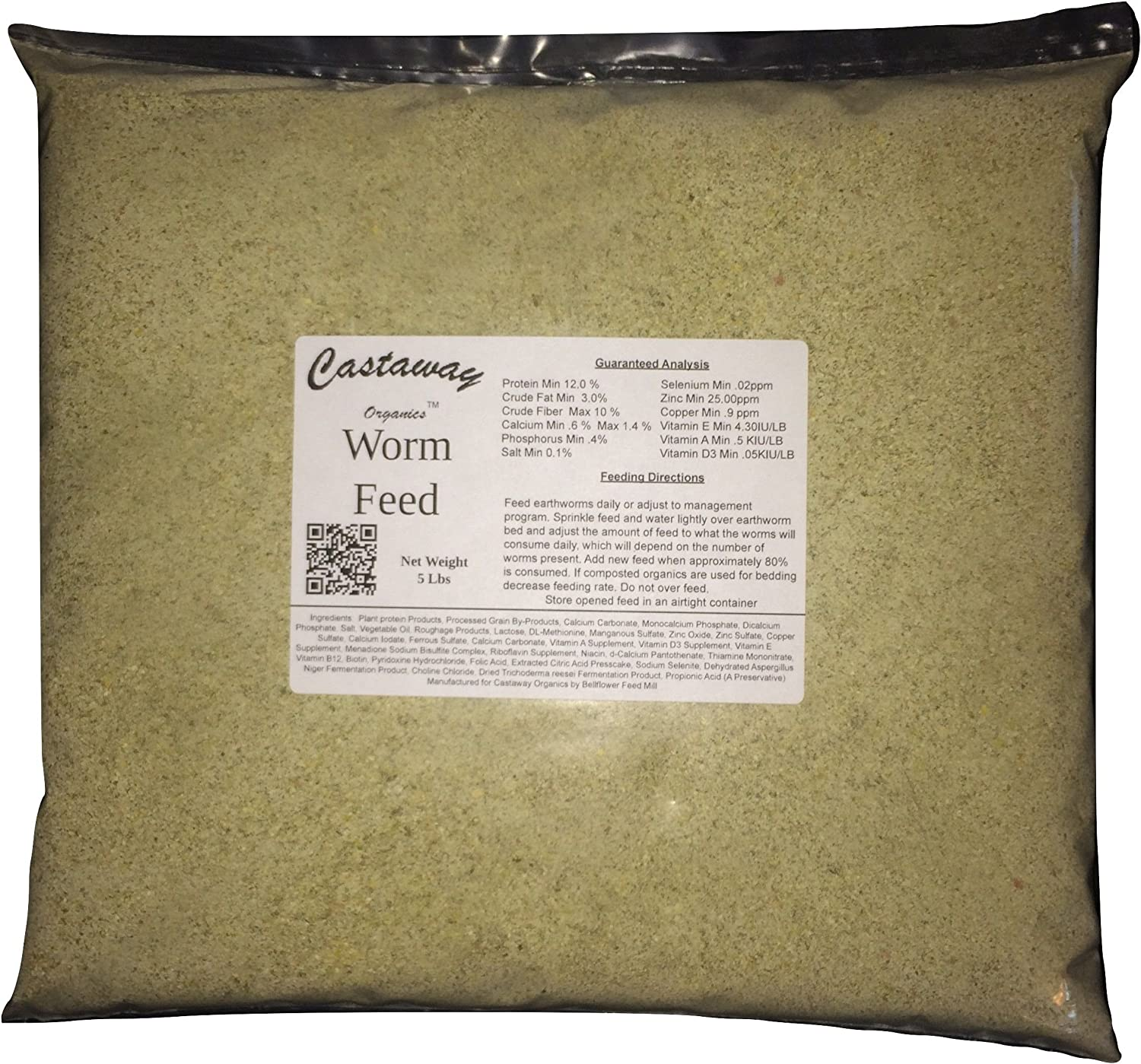 10LB Mealworm Superworm Food And Bedding CHEAPEST ON Wheat Bran fast ship