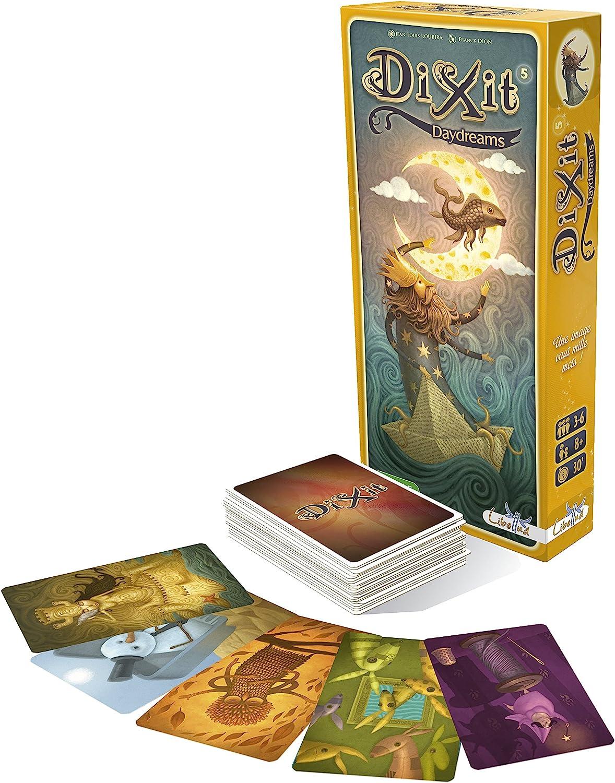 Asterion 8004 - Dixit 5 Daydreams: Amazon.es: Juguetes y juegos