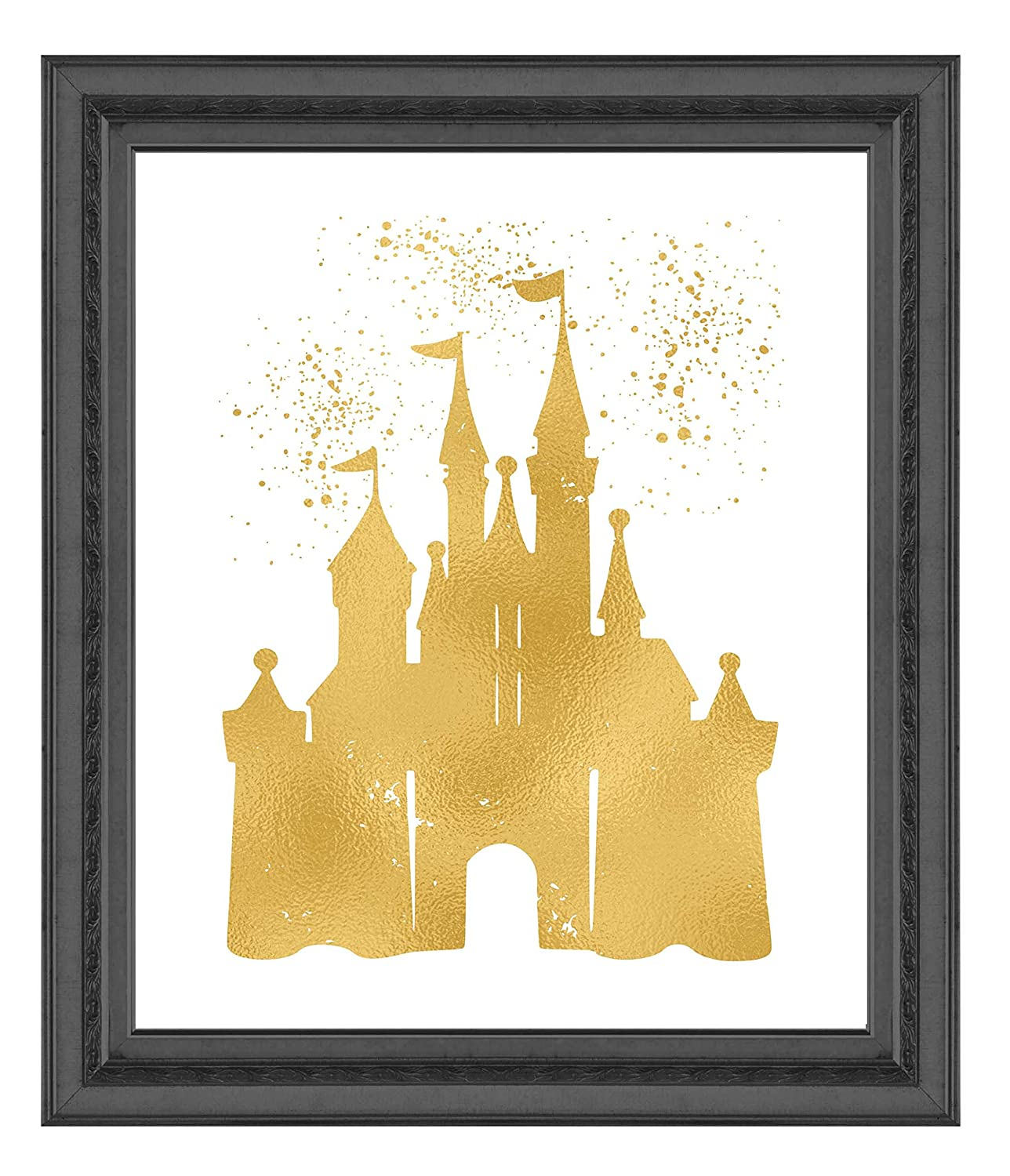 Amazon.com: Simply Remarkable Inspired by Disney Castle and Home ...
