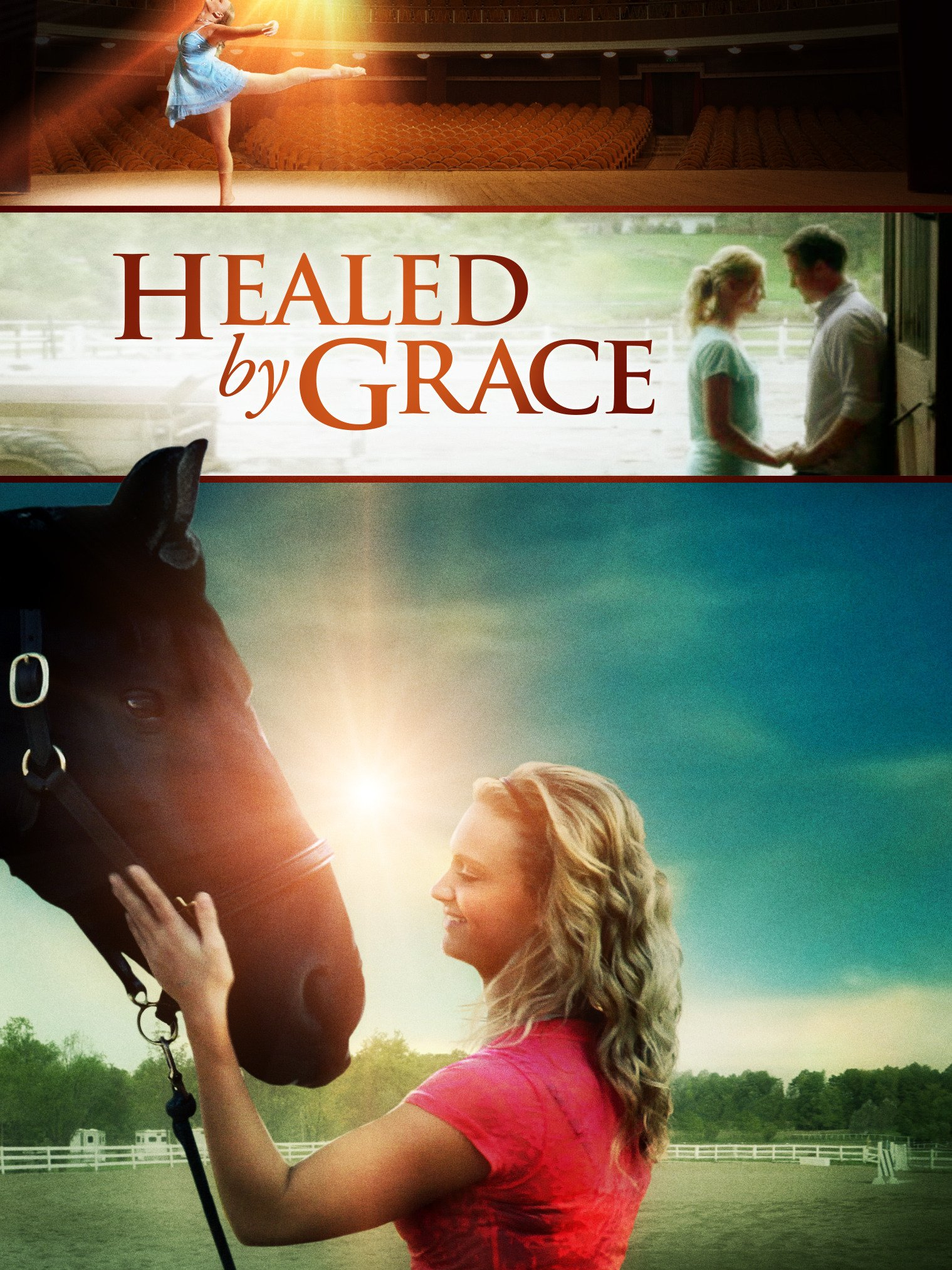 Healed By Grace by