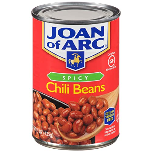 Joan-of-Arc-Spicy-Chili-Beans