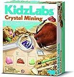 Dam - 4M - 5603252 - Construction et Maquette - Accessoire - Kidzlabs - Kit de La Mine de Cristal