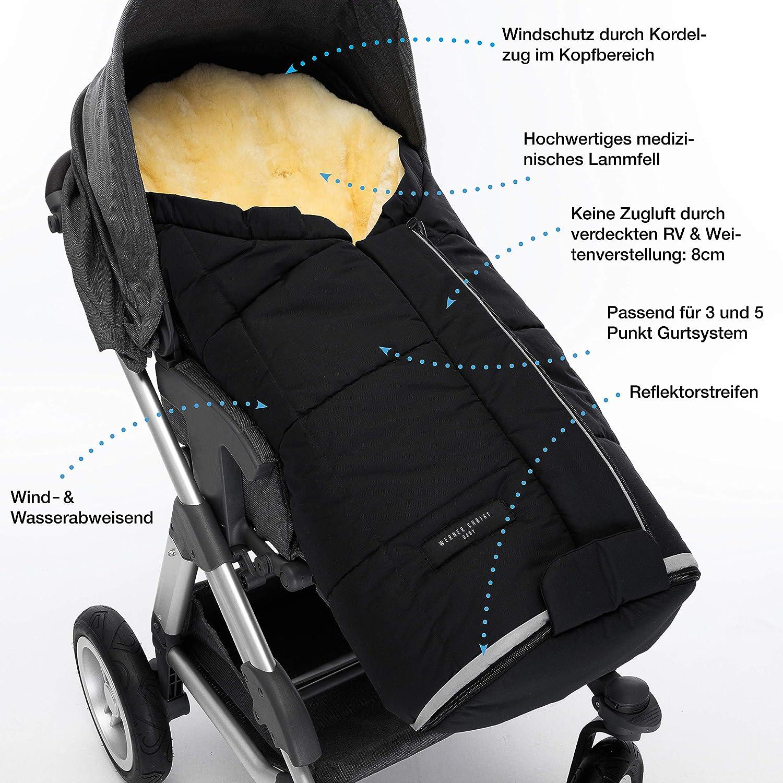 Saco universal TULA VARIO para carrito de bebé de WERNER ...