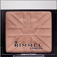 Rimmel London Lasting Finish Soft Colour Powder Blush, Smudge-resistant Formula for Long-lasting Shimmering Touch, 010 Santa Rose (Pink), 4 g