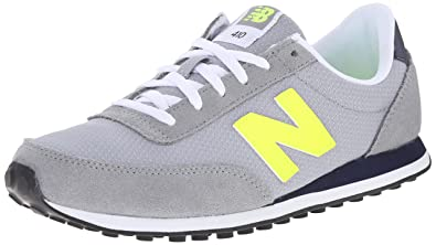 d194dbc46f98e6 New Balance WL 410 WBC Grey Yellow 41.5  Amazon.co.uk  Shoes   Bags