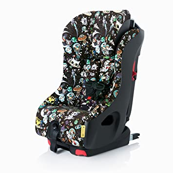 Clek Foonf Rigid Latch Convertible Baby And Toddler Car Seat Rear Forward Facing With