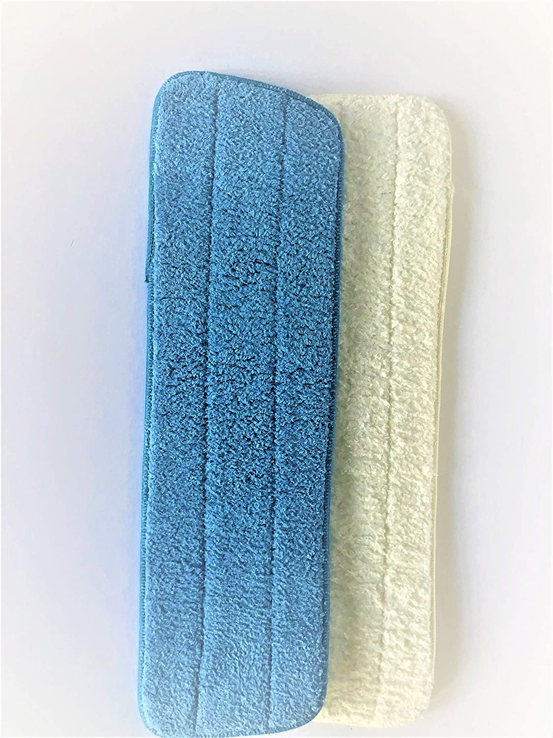 SPS Microfiber Cleaning Pad Replacement Mop Heads Floor Dust Spray