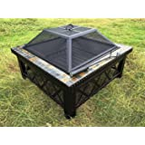 Santa Fe 42 Quot Round Oriflamme Fire Table Gas Fire Pit Table