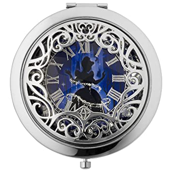 sephora compact mirror. disney sephora collection 2015 limited edition cinderella compact mirror a