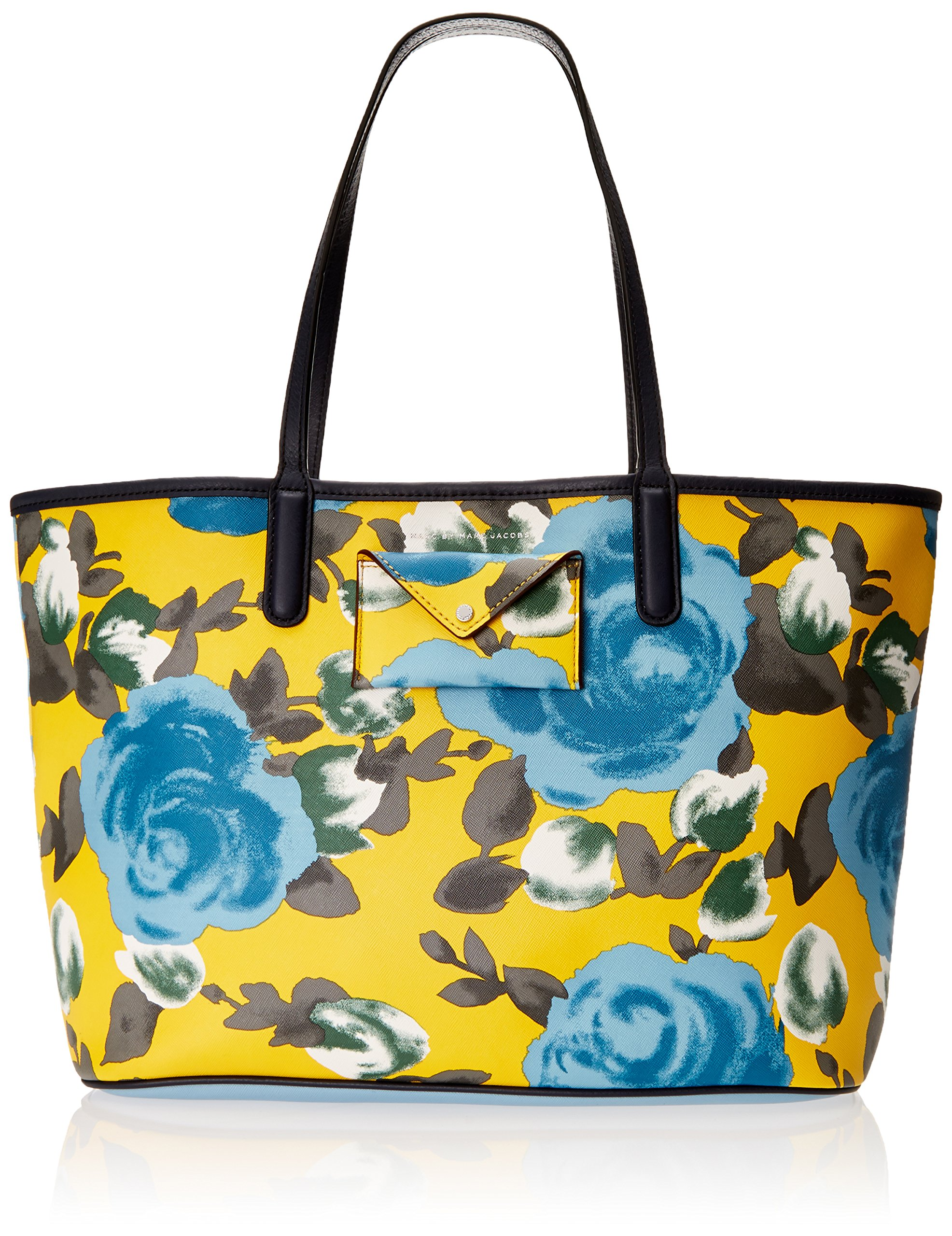 Marc by Marc Jacobs Metropolitote Jerrie Rose 48 Tote, Yellow Jacket Multi, One Size by Marc by Marc Jacobs