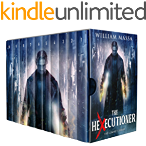 The Hexecutioner Books 1-10: The Complete Series