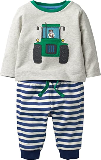 Frogwill Toddler Boys Long Sleeve Clothing Set