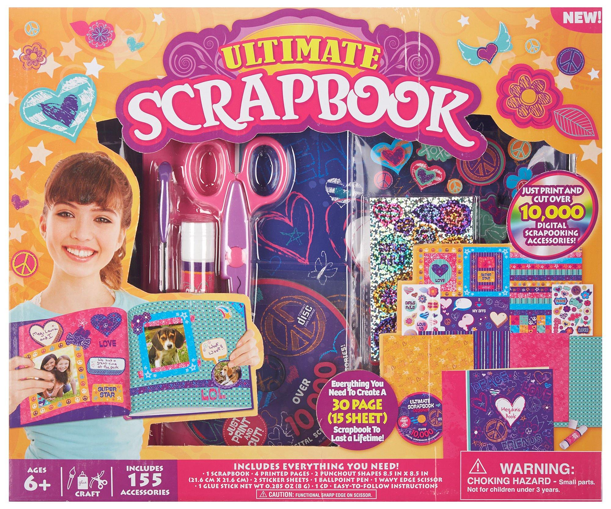 Horizon Ultimate Scrapbook Kit
