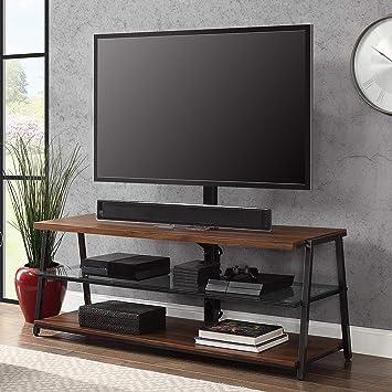 Amazon.com: Soporte para TV 3 en 1, soporte de consola de ...