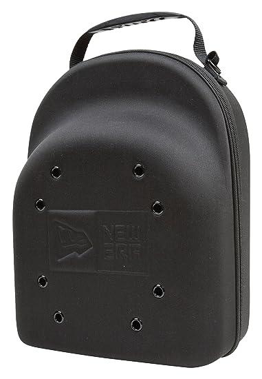 14c08a44724 New Era Men Bags Cap Carrier 6 Case black Standard size  New Era   Amazon.co.uk  Clothing