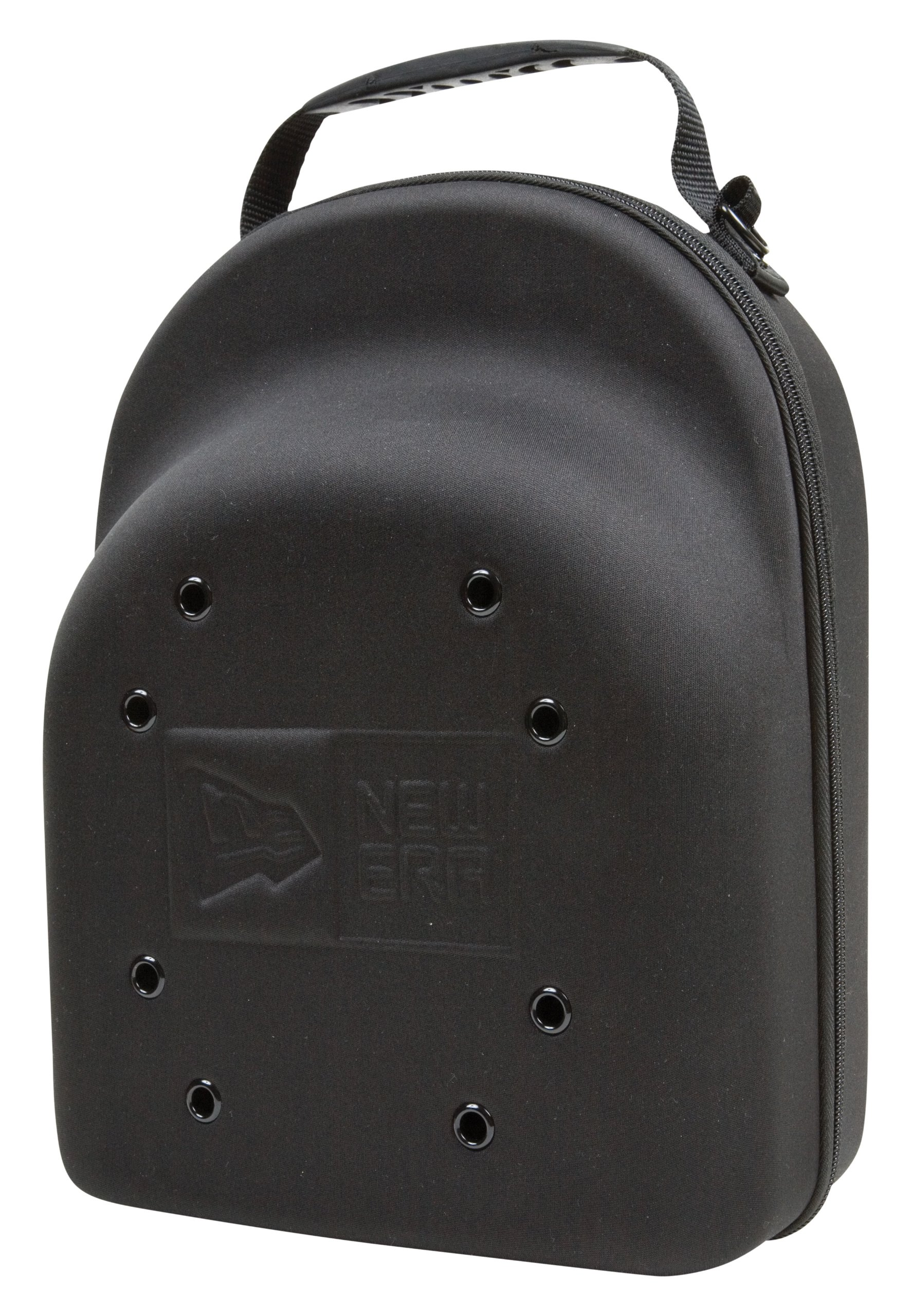 New Era Black 6 Cap Carrier