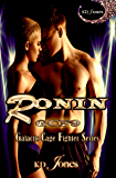 Ronin (Galactic Cage Fighter Series Book 9)