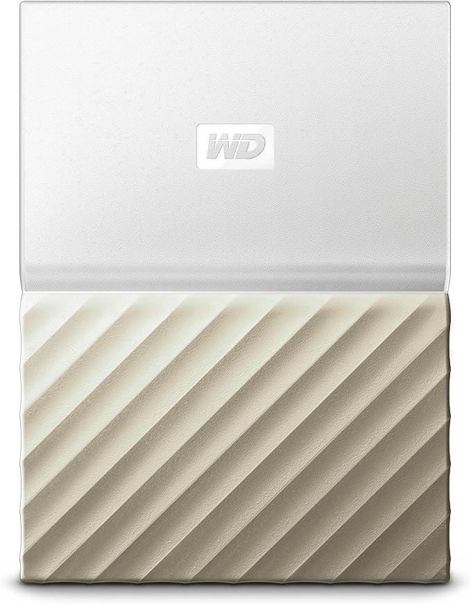 WD My Passport Ultra 2TB - Disco Duro Externo (USB Tipo A, 3.1 Gen ...