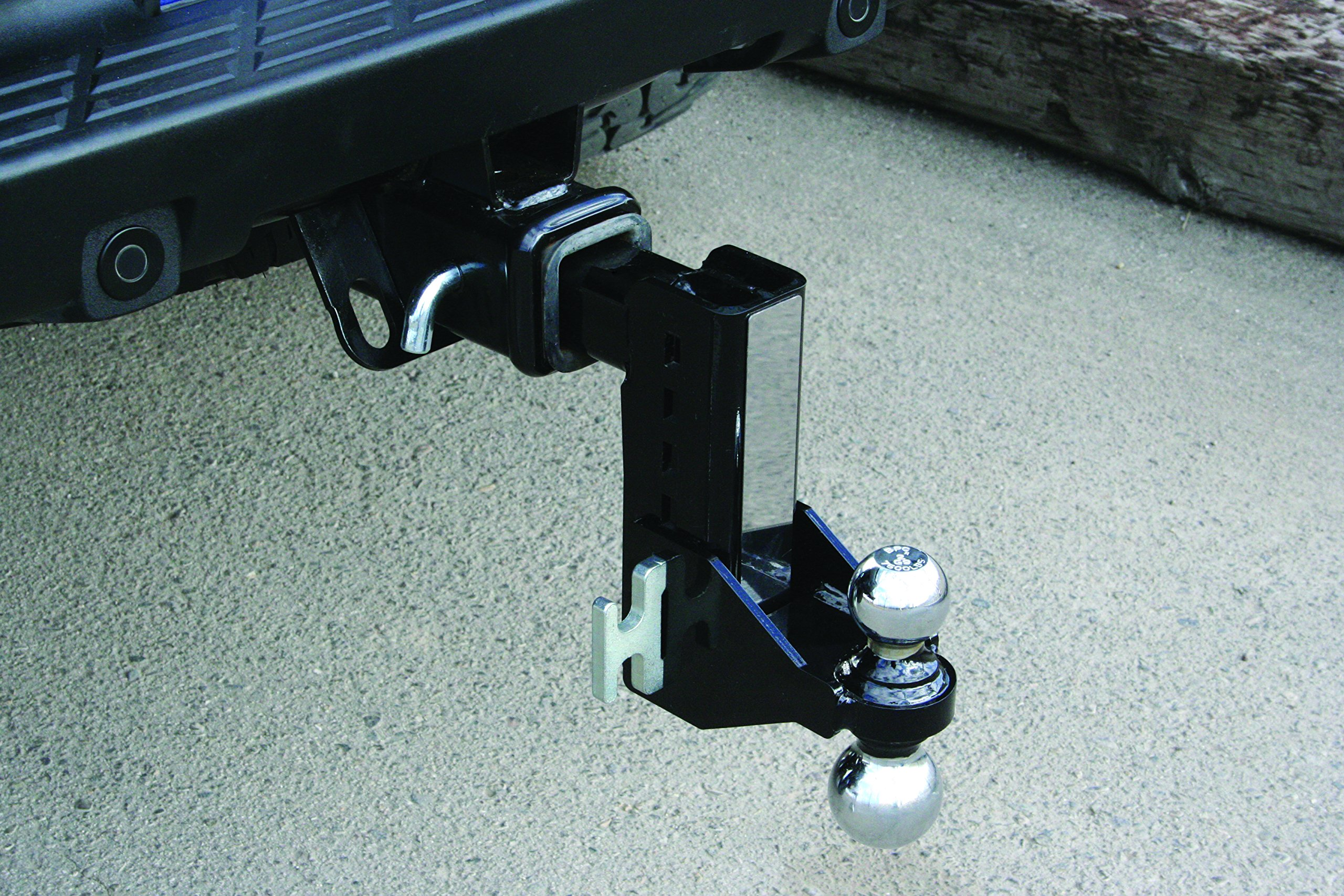 Inventive 9125 Black Hitch Kit