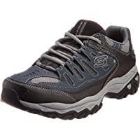 Skechers Sport Men's Afterburn Memory Foam Lace-Up After Burn M.Fit