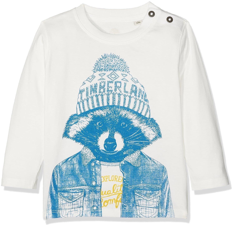 Camiseta para Beb/és Timberland T-Shirt Manches Longues