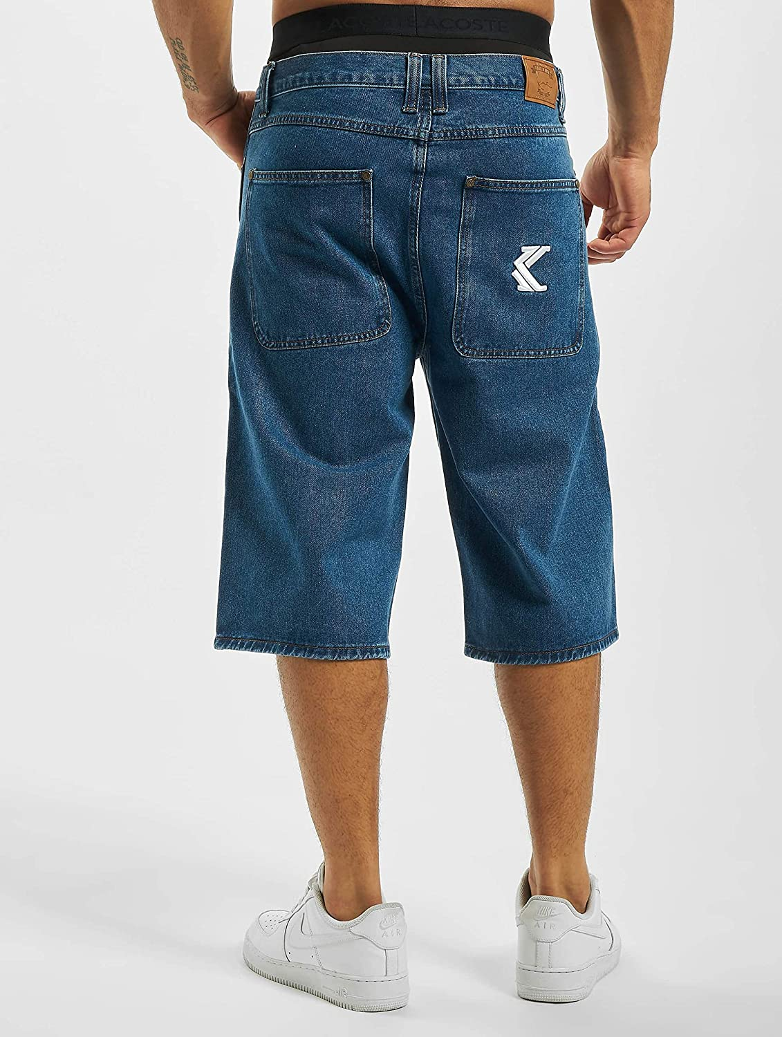 Karl Kani Uomo Shorts Denim