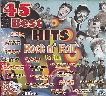 45 Best Hits Rock N Roll