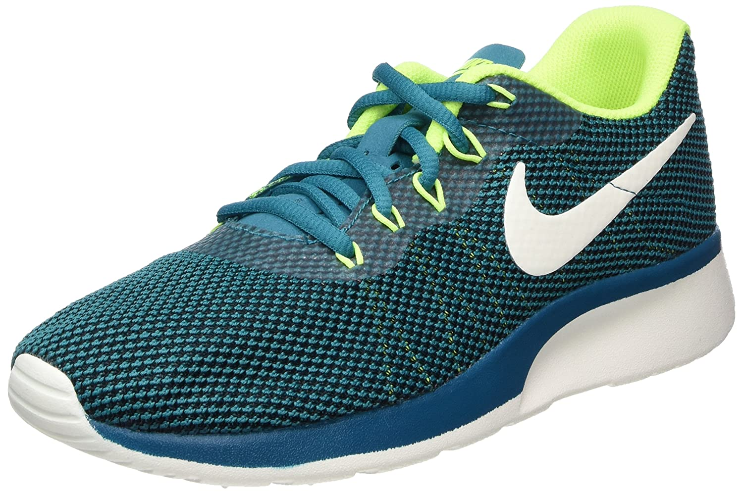 1970967085a7b Nike Men s Tanjun Racer Blue Sneakers  Buy Online at Low Prices in India -  Amazon.in