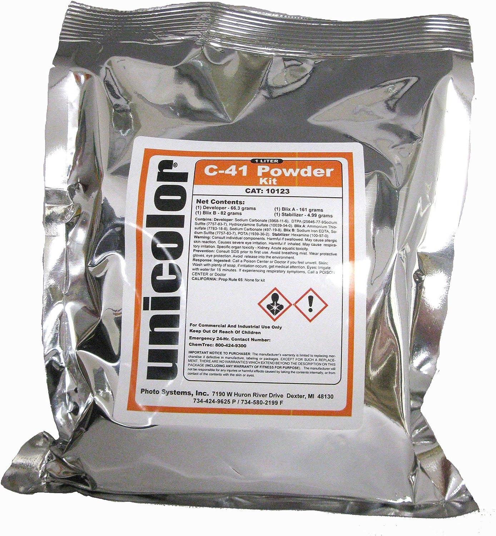 Ultrafine Unicolor C-41 Powder 35mm / 120 Film Home Developer Kit (1 Liter)