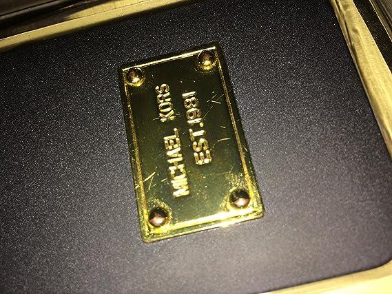 4bc6c7a2587 Michael Kors Logo dorado MK iPhone 5/5S funda: Amazon.es: Electrónica