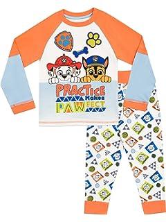 fcd2cc997a Paw Patrol - Pijama para Niños - La Patrulla Canina  Amazon.es  Ropa ...