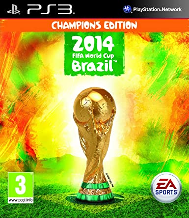 2014 FIFA World Cup Brazil - Champions Edition (PS3) at amazon