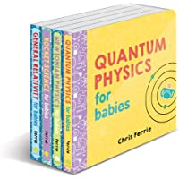 Baby University Board Book Set: A Science for Toddlers Board Book Set (Science Gifts for Kids) (Baby University Board…