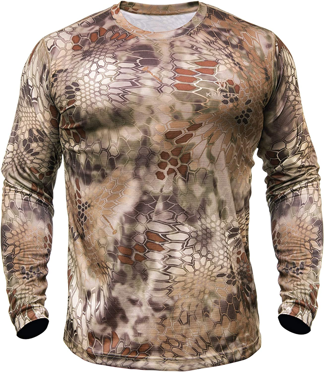 SHIRT LONG SLEEVE CAMEO FISHING OUTFIT QUICK DRY T