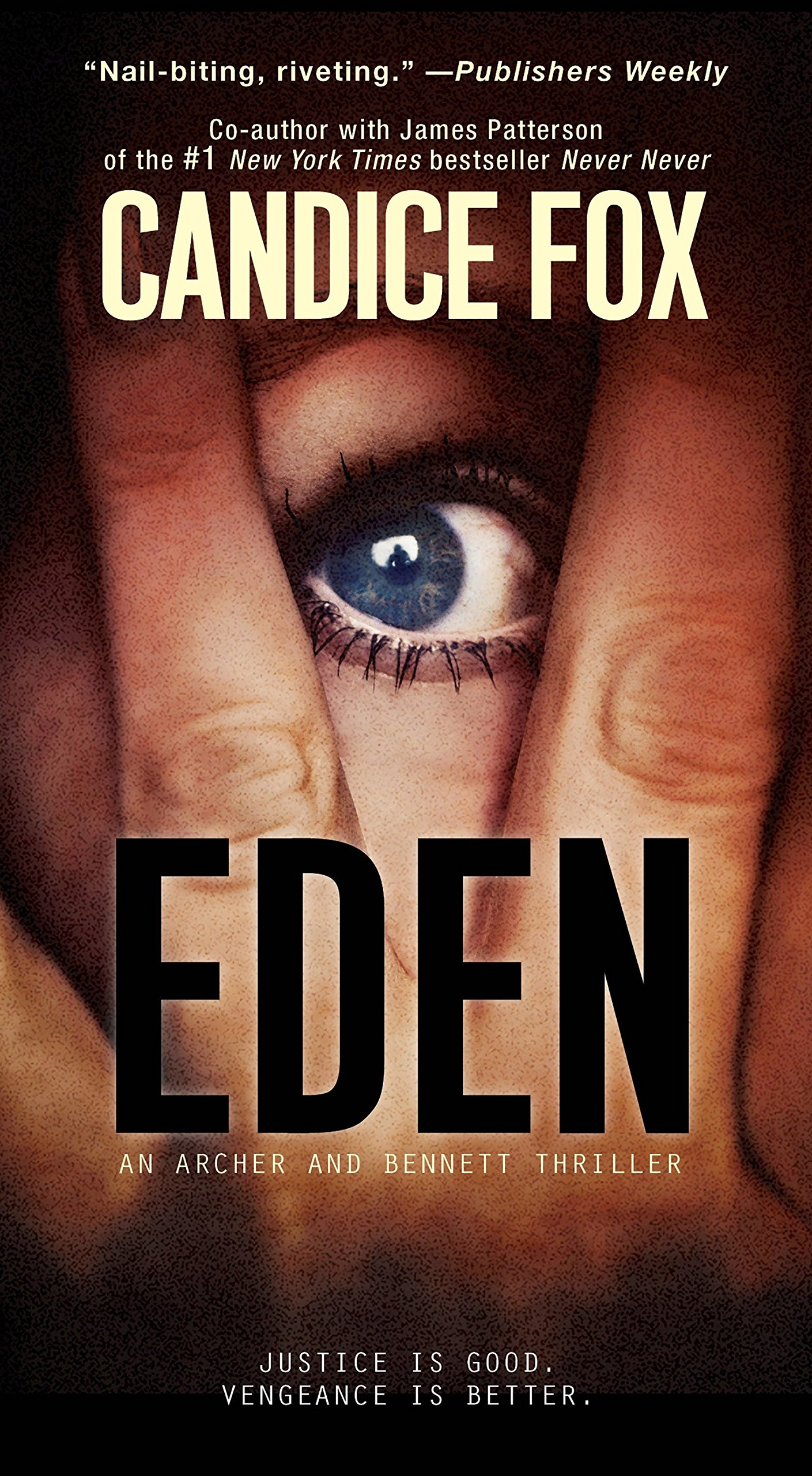 Read Online Eden (An Archer and Bennett Thriller) pdf