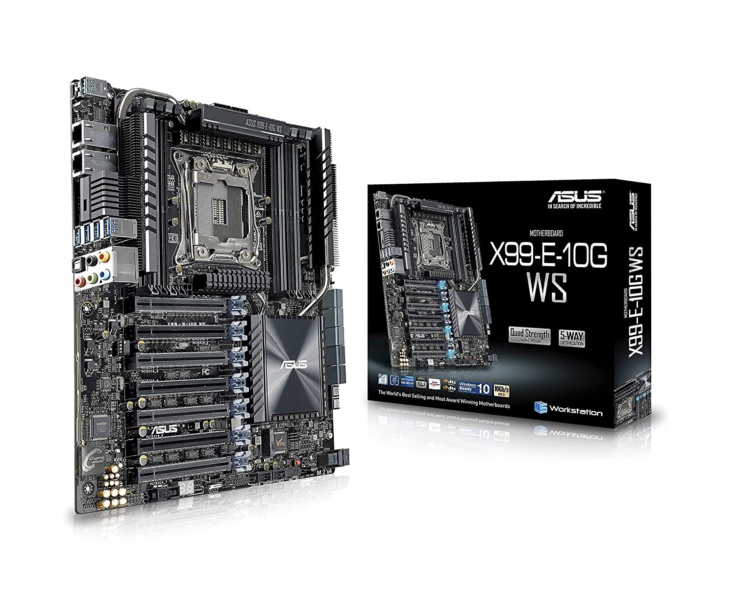 NEW DRIVERS: ASUS X99-E-10G WS MOTHERBOARD