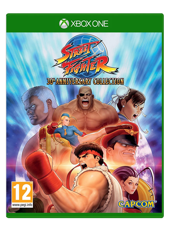 Street Fighter 30th Anniversary Collection - Xbox One [Importación inglesa]: Amazon.es: Videojuegos