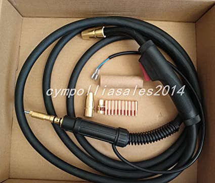 MIG WELDING GUN &TORCH 12 200A replacement HOBART H100S2-10 245924,H-10 195957 (ETA:7-10 WORK DAYS)