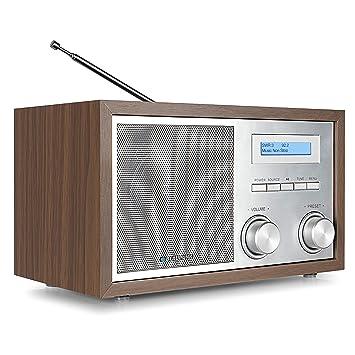 Blaupunkt Rxd 180 Dab Digital Radio Kuchen Radio Mit Bluetooth
