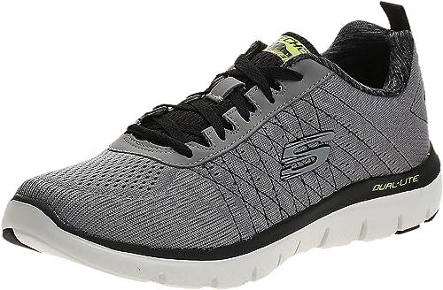 Carretilla almohadilla Álgebra  Skechers Flex Advantage 2.0 Men's Sport Happs | Fashion Sneakers -  Amazon.com