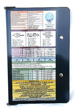 sp medical aluminum folding clipboard black with bonus 6 medical rh amazon ca
